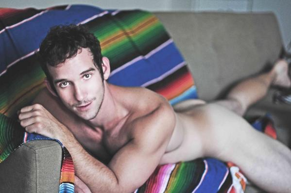 Are Greg mckeon nude