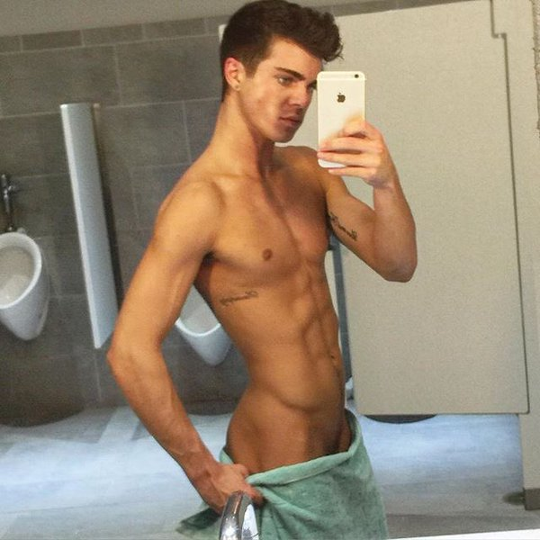 Brandon cole bailey naked