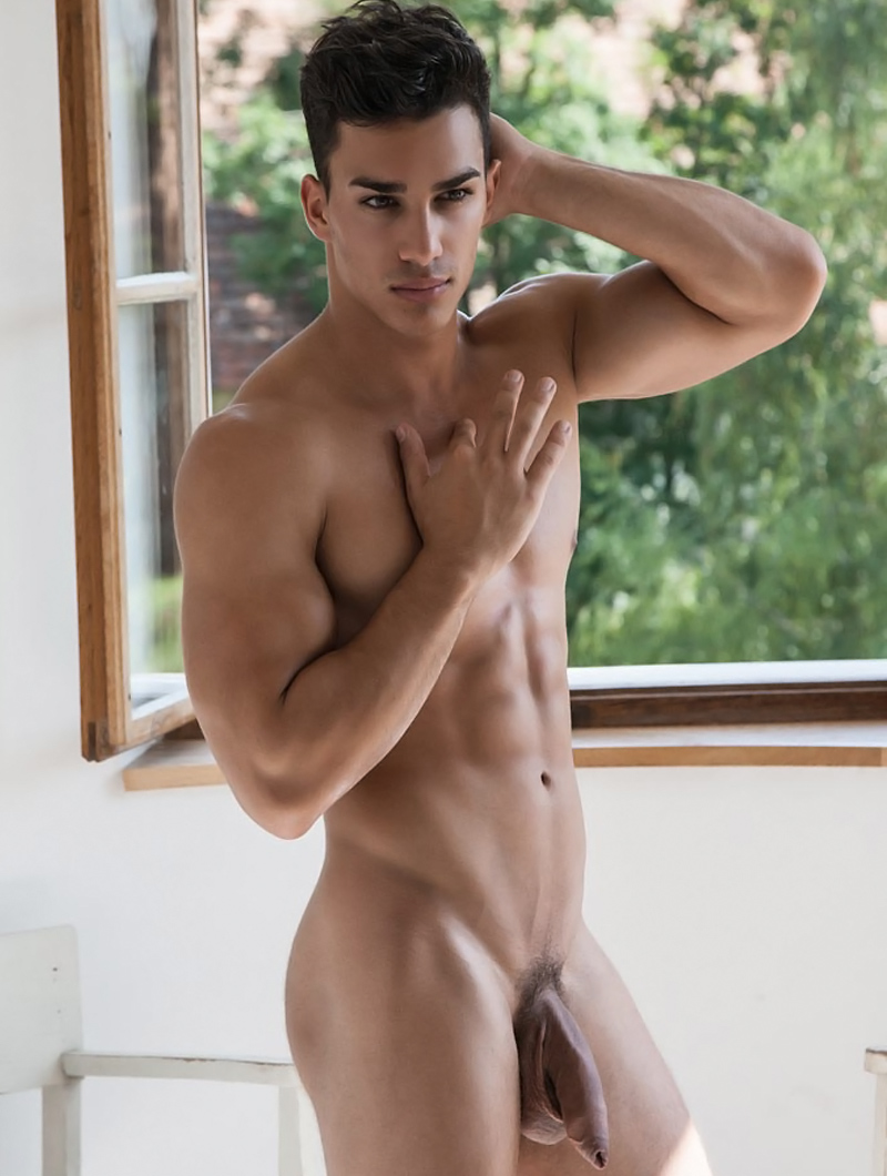 Photo Sexy Hot Almost Nude Asian Male Models Outizen