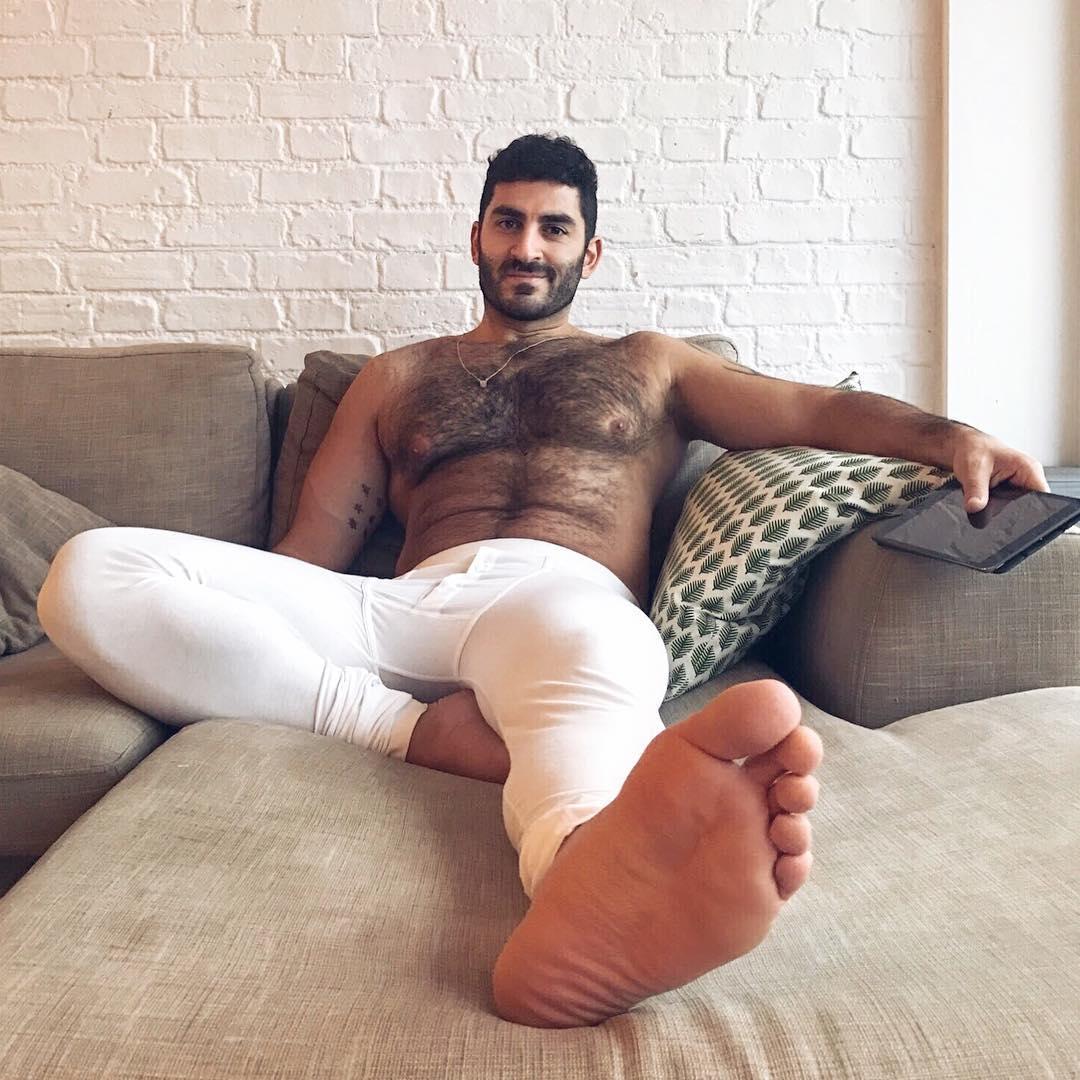 Arab gay confirmed